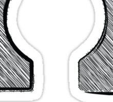 Libra Sticker