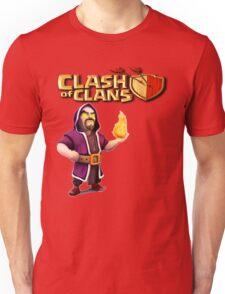 WIZARD CLASH OF Unisex T-Shirt
