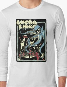 LUCHA OUTBREAK Long Sleeve T-Shirt