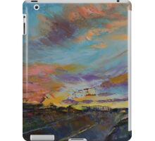 Desert Highway iPad Case/Skin