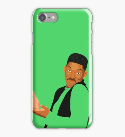 The Freshest Prince iPhone Case/Skin