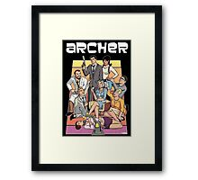 Archer Framed Print
