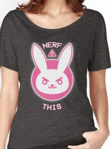 NERF THIS Women's Relaxed Fit T-Shirt