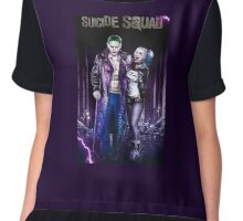 Harley Quinn & The Joker Chiffon Top