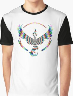 TEAM VALOR - PSYCHEDELIC Graphic T-Shirt