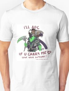 lucian and thresh T-Shirt