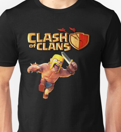 THE BARBAR CLASH GOOD Unisex T-Shirt
