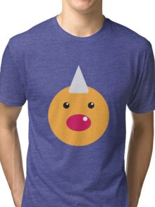 Weedle Vector Tri-blend T-Shirt