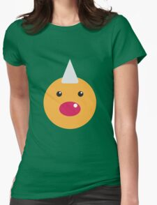 Weedle Vector Womens Fitted T-Shirt