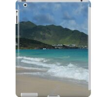 Clouds, Mountains and Ocean iPad Case/Skin