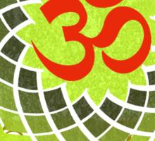 OM-Veda Mantra Sticker