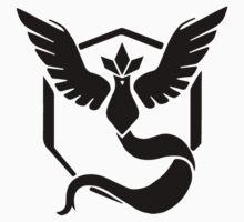 Team Mystic - Pokemon Go Kids Tee