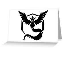 Team Mystic - Pokemon Go Greeting Card