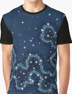 Marianas Trench Galaxy Graphic T-Shirt
