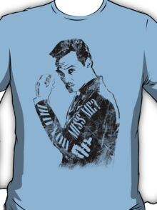 Moriarty- Did you Miss Me?- rough T-Shirt