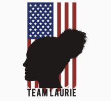 TEAM LAURIE Kids Tee