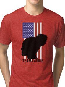 TEAM LAURIE Tri-blend T-Shirt