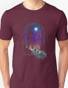 Stranger in the Woods Unisex T-Shirt