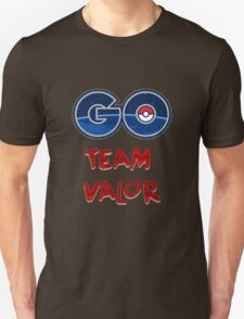 GO Team Valor - Pokemon Go Unisex T-Shirt