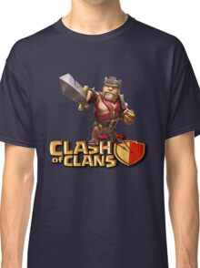 THE KING CLASH CLANS Classic T-Shirt