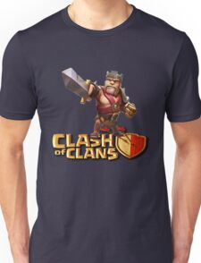THE KING CLASH CLANS Unisex T-Shirt