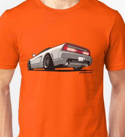 White Honda Acura NSX Unisex T-Shirt