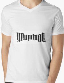Iluminati Mens V-Neck T-Shirt