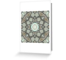 Sweet Mother of Pearl  Greeting Card