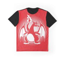 Fire Lizard Graphic T-Shirt