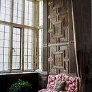 The Pink Sofa by Christina Backus