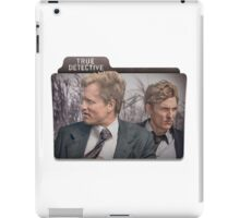 True Detective iPad Case/Skin