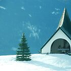 Obsteig - Tirol - Austria by Arie Koene