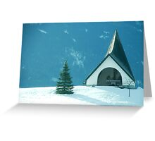 Obsteig - Tirol - Austria Greeting Card
