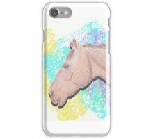 Symmetrical Horse Heads iPhone Case/Skin