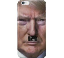 HISTORY REPEATING iPhone Case/Skin