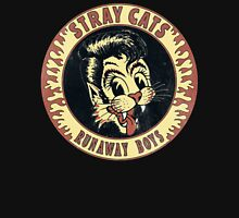 Stray Cats  (Runaway Boys) Vintage Unisex T-Shirt