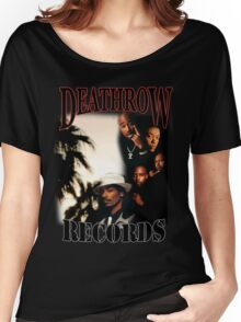 Deathrow  Women's Relaxed Fit T-Shirt