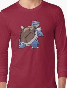 Blastoise Long Sleeve T-Shirt