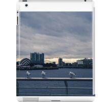 Three Cheeky Birdies iPad Case/Skin