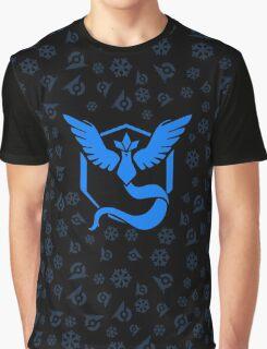 Team Mystic Graphic T-Shirt