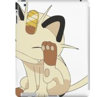 Meowth Cutest iPad Case/Skin