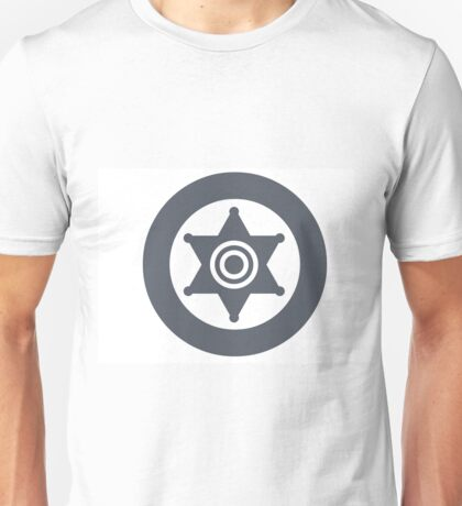 RimWorld - Sheriff Logo Unisex T-Shirt