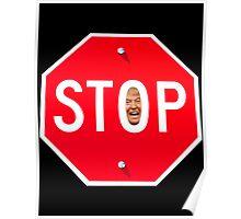 STOP TRUMP Poster