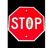 STOP TRUMP Photographic Print