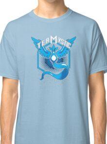 Pokemon Go | Team Mystic Design| Black Background | New! | High Quality! Classic T-Shirt