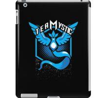 Pokemon Go | Team Mystic Design| Black Background | New! | High Quality! iPad Case/Skin
