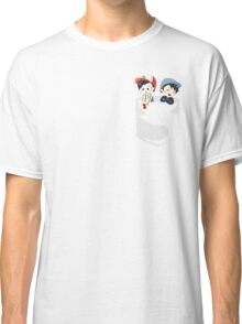 Dan and Phil Pokemon GO Pocket Shirt Classic T-Shirt