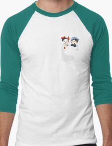 Dan and Phil Pokemon GO Pocket Shirt Men's Baseball ¾ T-Shirt