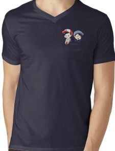 Dan and Phil Pokemon GO Pocket Shirt Mens V-Neck T-Shirt