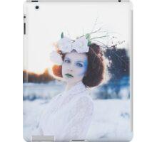 Ice Princess iPad Case/Skin